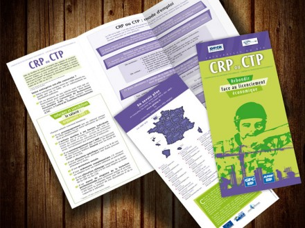 GFC-BTP - Dépliant  CRP-CTP