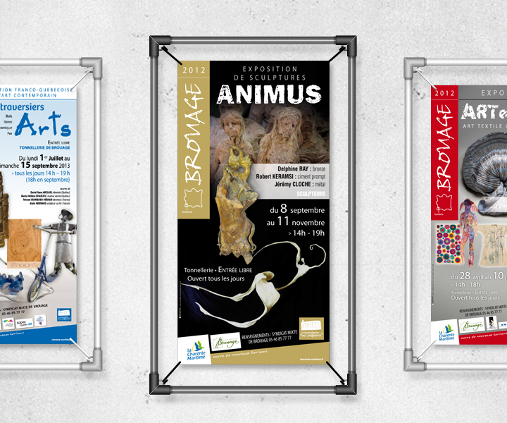 Posters - Expo Brouage