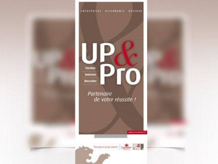 Flyer UP&PRO
