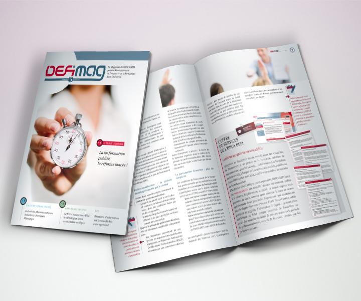 OPCA DEFI - DEFI Mag