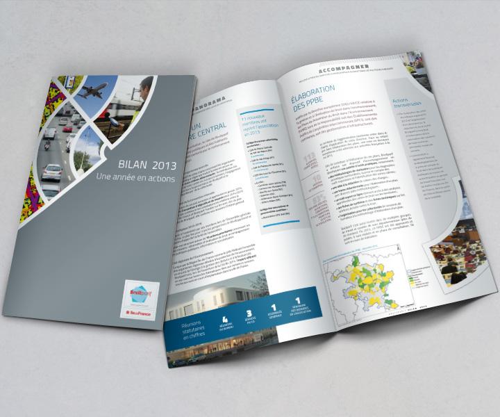 Bruiparif - Rapport d'activités 2013