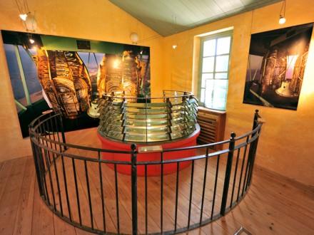 Phare des Baleines / Musée de la Vieille Tour des Baleines intérieur