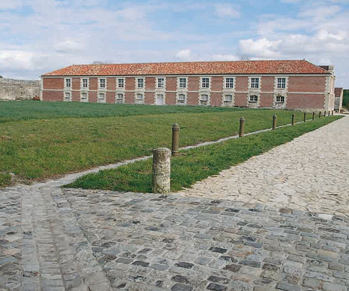 Place forte de Brouage expo 3