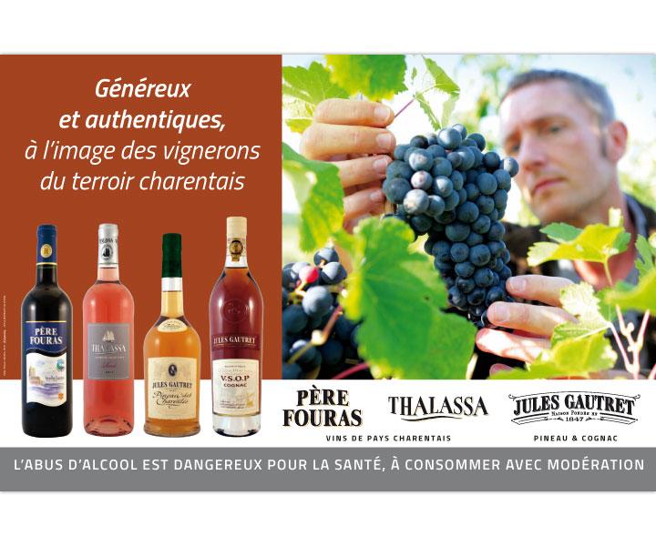 Charentes Alliance Unicognac horizontal