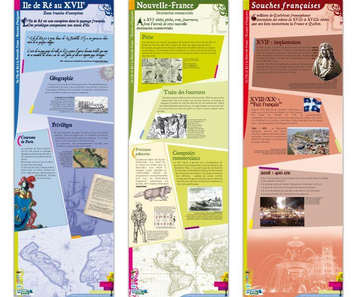 La Maison du Platin expo IDR panneaux