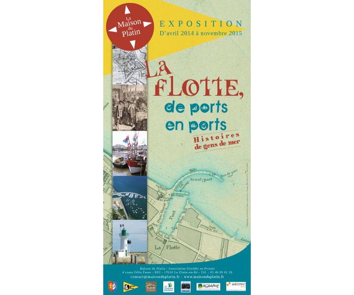 La Maison du Platin expo Ports affiche