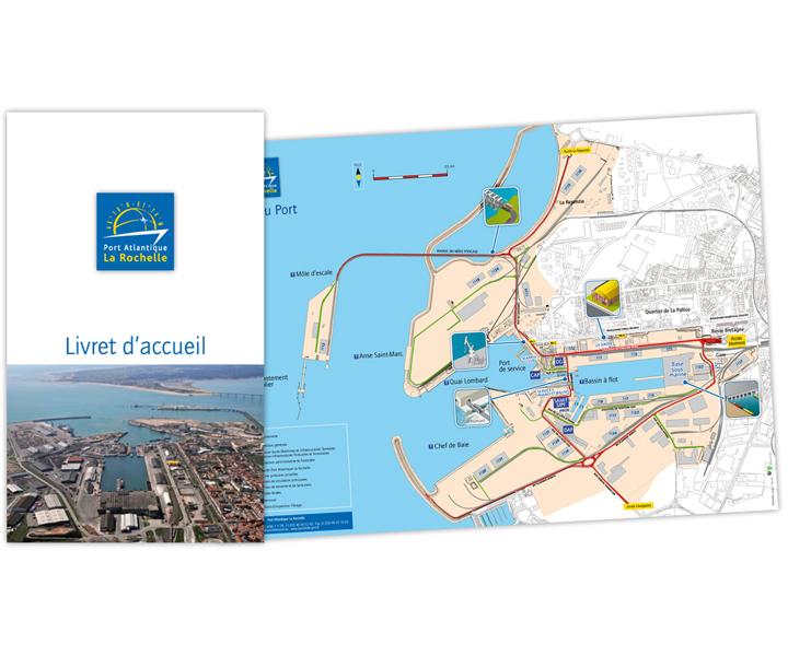 Port atlantique La Rochelle livret d'accueil