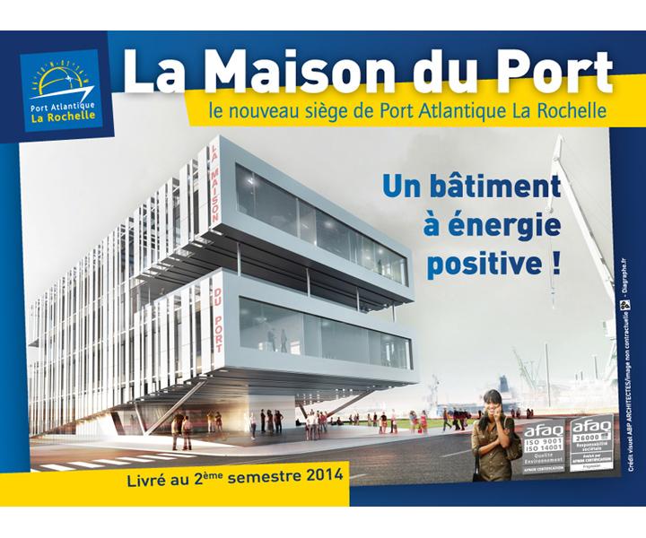 Port atlantique La Rochelle Maison PALR
