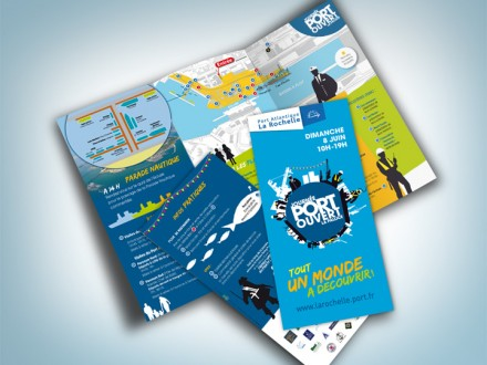 Brochure du Port Atlantique de La Rochelle