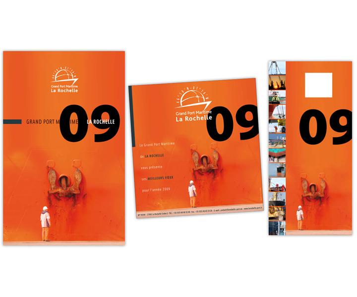 Port atlantique La Rochelle rapport d'activité 2009