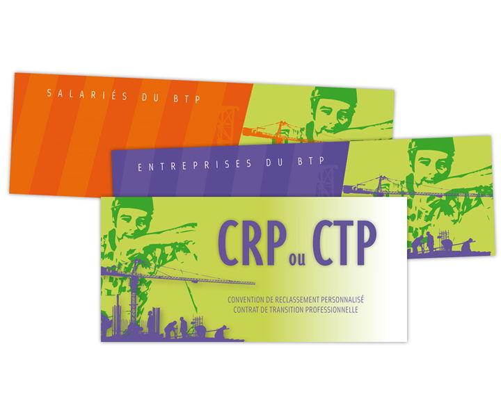 GFC BTP CRP CTP bandeaux