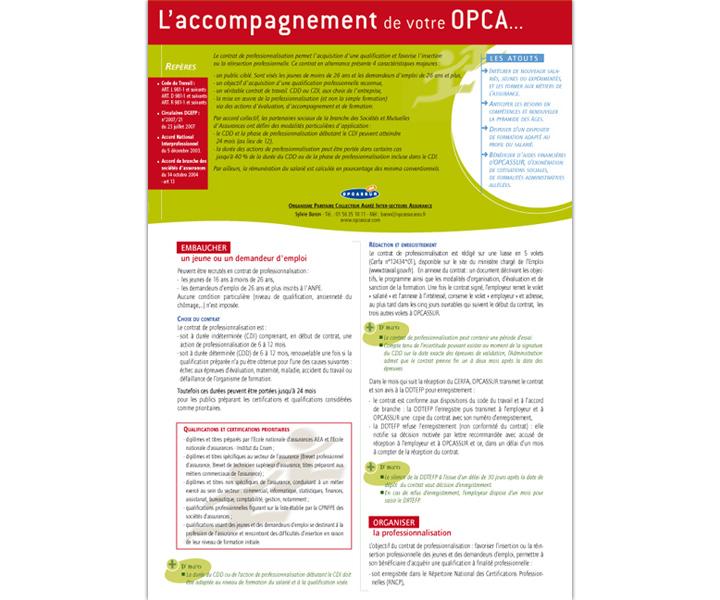 OPCA PL assur CP