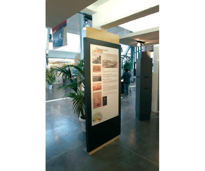 Musée de Royan panneau