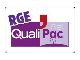 Logo RGE Quali'Pac