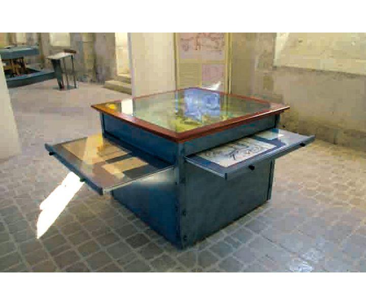 Place forte de Brouage expo