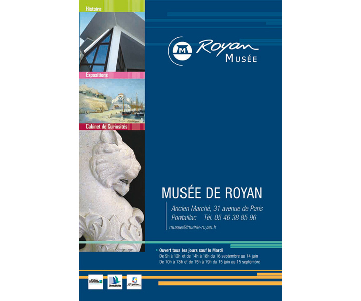 Musée de Royan affiche 2