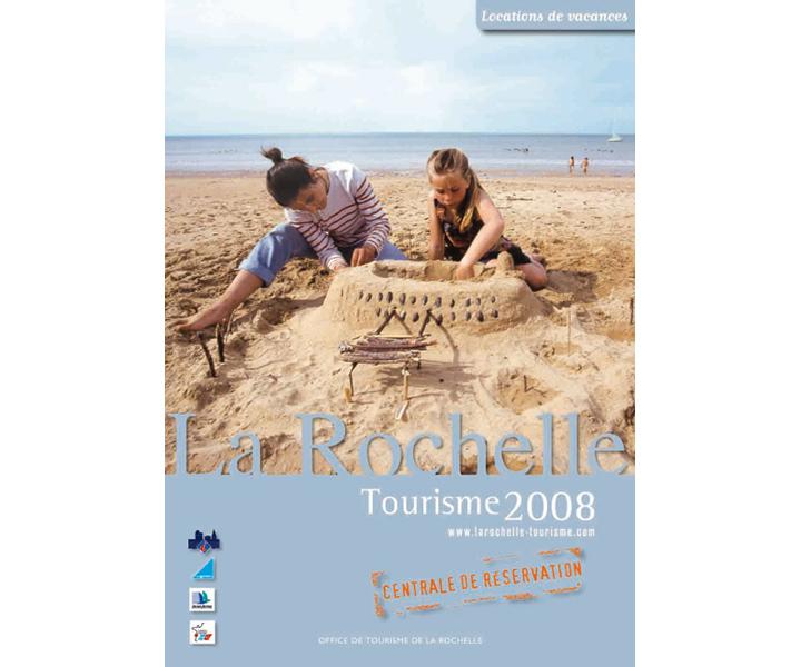 Office du tourisme de La Rochelle locations 2008