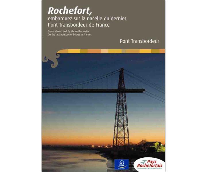 Communauté d'agglomération de Rochefort dépliant