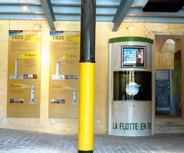 Phare des Baleines / Musée de la Vieille Tour des Baleines