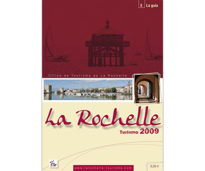 Office du tourisme de La Rochelle espagnol