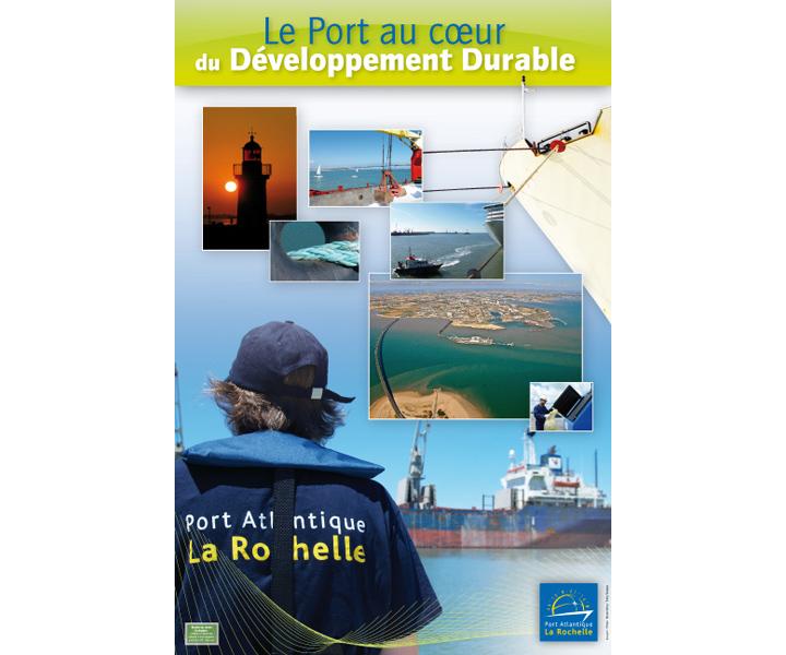 Port atlantique La Rochelle panneau dd
