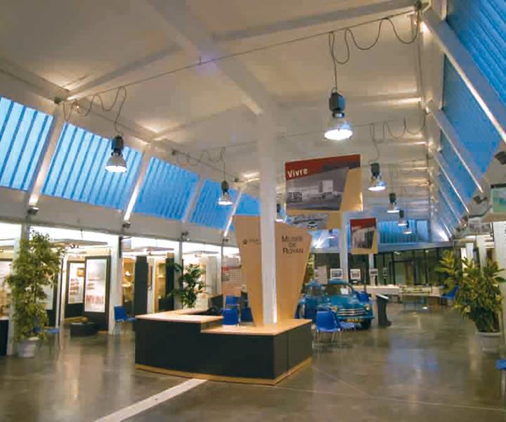 Musée de Royan intérieur